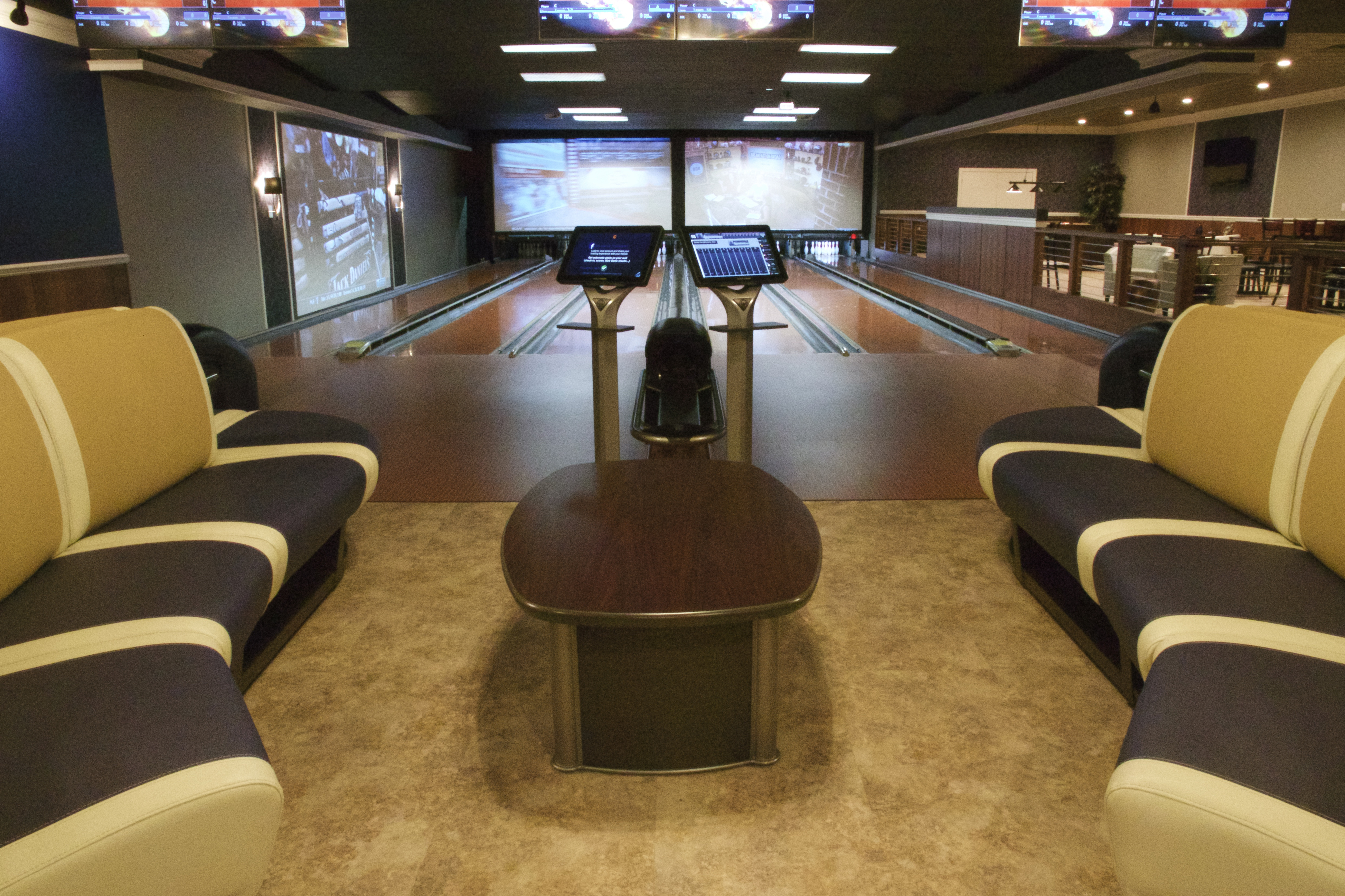 Photo of Luxury Suite Bowling Lanes