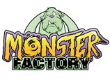 monster factory logo